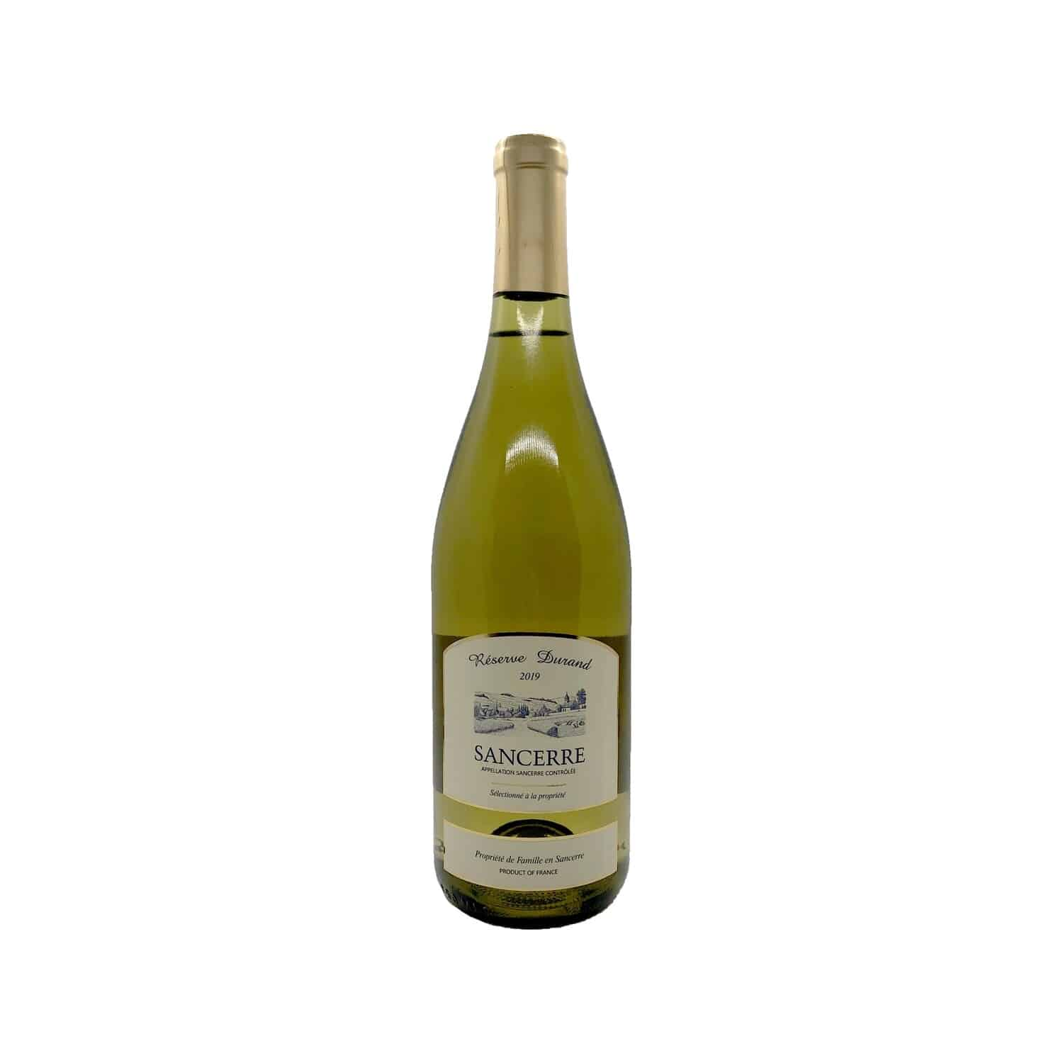 2019 Reserve Durand Sancerre France