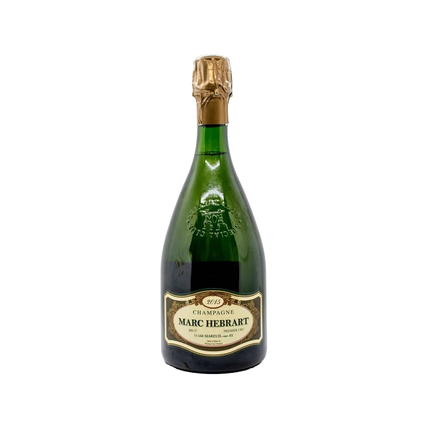 2015 Champagne Marc Hebrart Special Club Millesime Premier Cru France